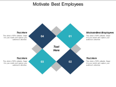 Motivate Best Employees Ppt PowerPoint Presentation Styles Summary Cpb