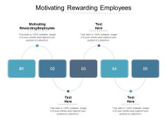 Motivating Rewarding Employees Ppt PowerPoint Presentation Gallery Templates Cpb