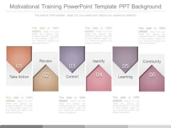Motivational Training Powerpoint Template Ppt Background
