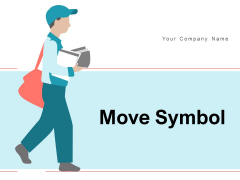 Move Symbol Circle Gear Ppt PowerPoint Presentation Complete Deck
