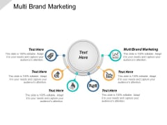 Multi Brand Marketing Ppt PowerPoint Presentation Pictures Mockup Cpb