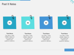 Multi Channel Marketing To Maximize Brand Exposure Post It Notes Icons PDF