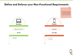 Multi Channel Online Commerce Define And Enforce Your Non Functional Requirements Summary PDF