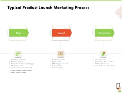 Multi Channel Online Commerce Typical Product Launch Marketing Process Sample PDF
