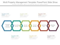 Multi Property Management Template Powerpoint Slide Show