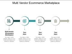 Multi Vendor Ecommerce Marketplace Ppt PowerPoint Presentation File Formats Cpb