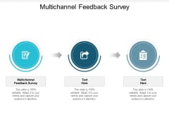 Multichannel Feedback Survey Ppt PowerPoint Presentation Outline Model Cpb