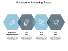 Multichannel Marketing System Ppt PowerPoint Presentation Slides Ideas