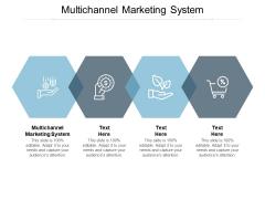 Multichannel Marketing System Ppt PowerPoint Presentation Slides Ideas