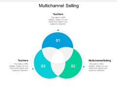 Multichannel Selling Ppt PowerPoint Presentation Outline Cpb