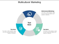 Multicultural Marketing Ppt PowerPoint Presentation File Influencers Cpb