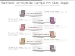Multimedia Development Example Ppt Slide Design