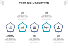 Multimedia Developments Ppt PowerPoint Presentation Pictures Graphics Cpb Pdf
