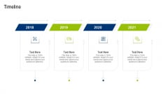 Multiple Phases For Supply Chain Management Timeline Icons PDF