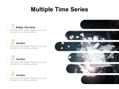 Multiple Time Series Ppt PowerPoint Presentation Infographics Master Slide Cpb Pdf