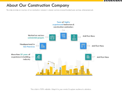 Multitier Project Execution Strategies About Our Construction Company Structure PDF