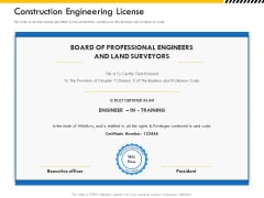 Multitier Project Execution Strategies Construction Engineering License Demonstration PDF