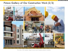 Multitier Project Execution Strategies Picture Gallery Of Our Construction Work Clipart PDF