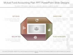 Mutual Fund Accounting Plan Ppt Powerpoint Slide Designs