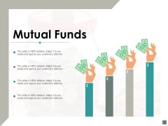 Mutual Funds Contribution Ppt PowerPoint Presentation Styles Introduction