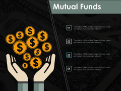 Mutual Funds Ppt Powerpoint Presentation Ideas Background