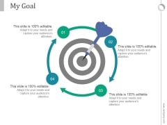 My Goal Ppt PowerPoint Presentation Images