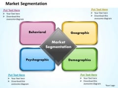 Market Segmentation Business PowerPoint Presentation