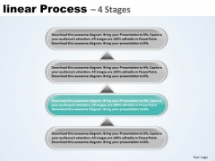 Marketing Ppt Background Linear Process 4 Stages Time Management PowerPoint 3 Graphic