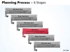 Marketing Ppt Theme Organizable Process 6 Steps Business Communication PowerPoint 5 Image
