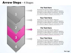 Marketing Ppt Vertical Steps Demonstration Time Management PowerPoint 4 Design