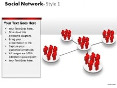 Marketing Social Networking PowerPoint Slides And Ppt Diagram Templates