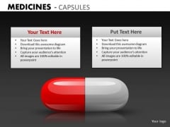 Medical Pills PowerPoint Diagrams Health Ppt Templates