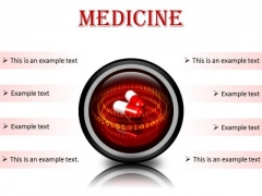 Medicine Science PowerPoint Presentation Slides Cc