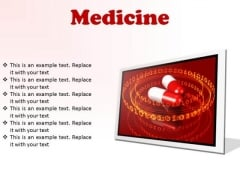 Medicine Science PowerPoint Presentation Slides F