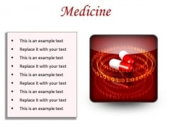 Medicine Science PowerPoint Presentation Slides S