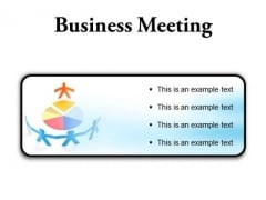 Meeting Business PowerPoint Presentation Slides R