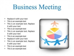 Meeting Business PowerPoint Presentation Slides S
