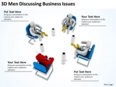 Men At Work Business As Usual PowerPoint Templates Free Download Issues