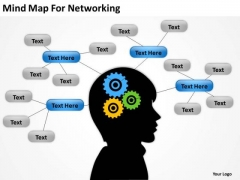 Mind Map For Networking Ppt Need Business Plan PowerPoint Slides