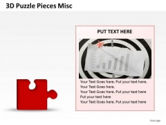 Missing Puzzle For Growth PowerPoint Slides And Puzzles Ppt Templates