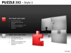 Missing Strategy Puzzle PowerPoint Slides And Editable Ppt Templates