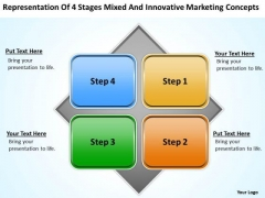 Mixed And Innovative Business Expansion Strategy Ppt Plan Models PowerPoint Templates