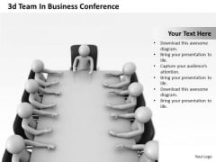 Modern Marketing Concepts 3d Team Business Conference