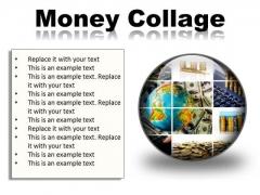Money College Finance PowerPoint Presentation Slides C