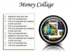 Money College Finance PowerPoint Presentation Slides Cc
