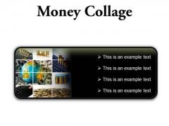 Money College Finance PowerPoint Presentation Slides R