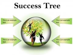 Money Tree Leadership PowerPoint Presentation Slides C
