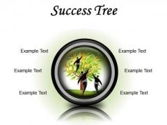 Money Tree Leadership PowerPoint Presentation Slides Cc