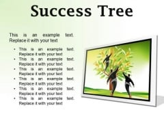 Money Tree Leadership PowerPoint Presentation Slides F