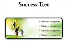 Money Tree Leadership PowerPoint Presentation Slides R